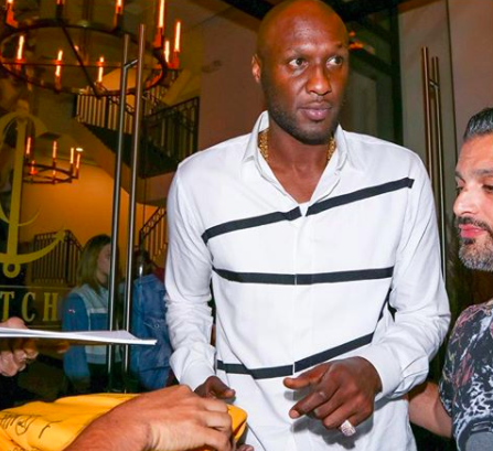 Lamar Odom's Rep Explains Why He Recently Collapsed