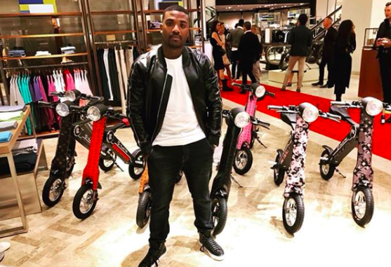 "Ray J Inks $31M Deal To Launch ""Raycon,"" His New Electric Transportation Brand"