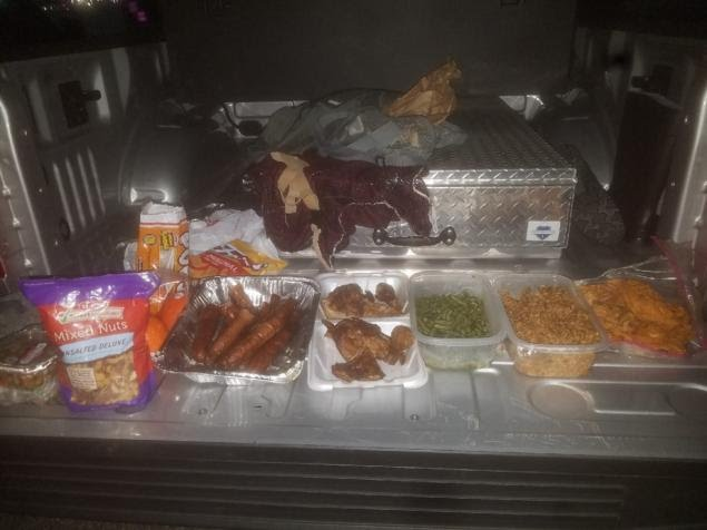 Escaped Inmate Arrested While Trying To Sneak Back Into Prison With Home-Cooked Meals & Booze