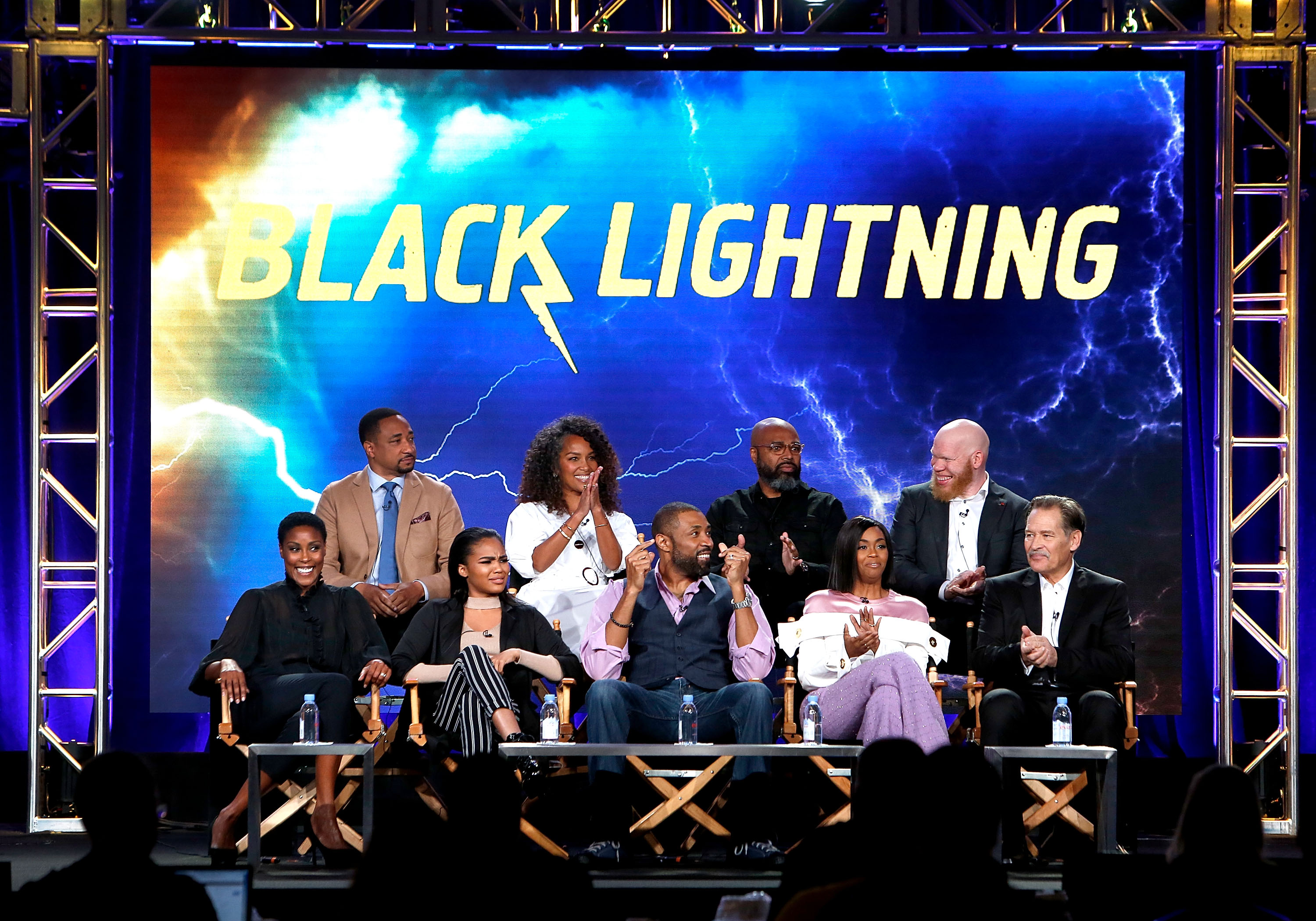 New Superhero Series 'Black Lightning' Ranks As The Highest Rated Premiere In Two Years On The CW