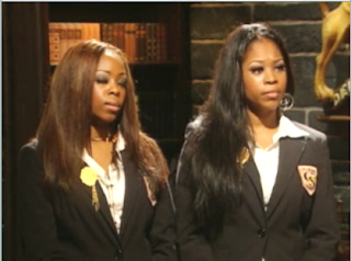 Do Y'all Remember When Larissa & Shay Johnson Conspired To Steal Leilene's Pictures On 'Charm School'?!