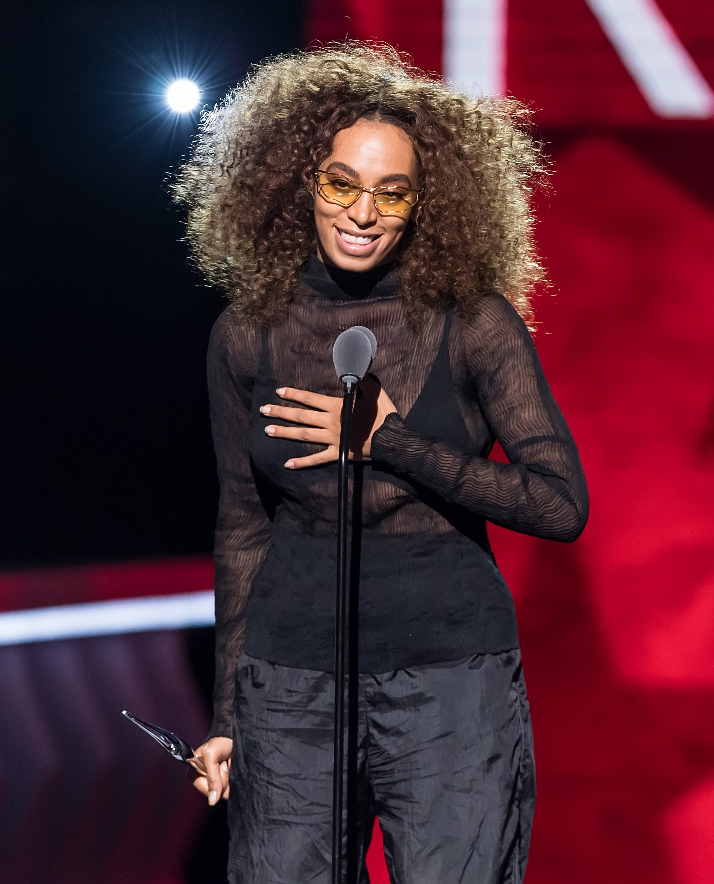 Solange Knowles Named Harvard Foundation's Artist Of The Year