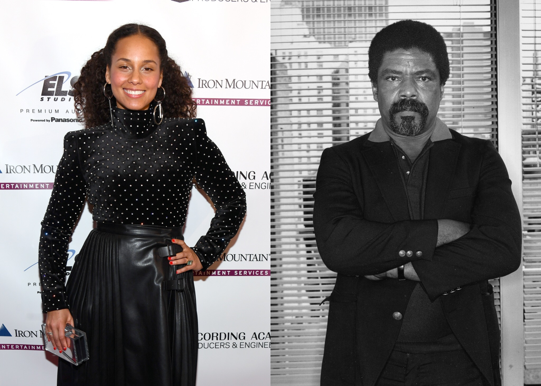 Alicia Keys To Produce A Biopic On Choreographer Alvin AileyAlicia Keys To Produce A Biopic On Choreographer Alvin AileyAlicia Keys To Produce A Biopic On Choreographer Alvin Ailey