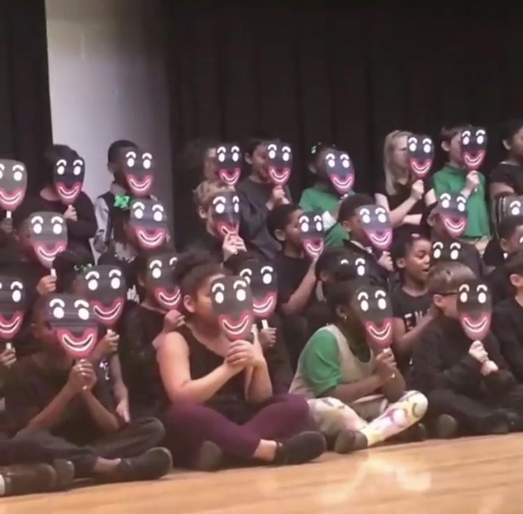 Atlanta Charter School Apologizes After 2nd Grade Class Uses Blackface Masks In Black History Program