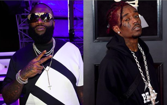 Lil Uzi And Rick Ross Sued By Entertainment Company Claiming They Took A Deposit But Never Performed At Scheduled Concert
