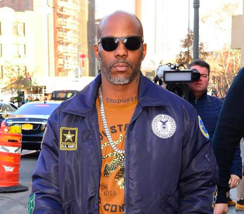 DMX Has Been Sentenced To One Year In Prison For Tax Fraud
