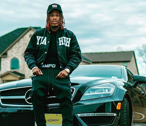 Fetty Wap Hands Out Gift Cards To Hometown Residents As Early Easter Gifts