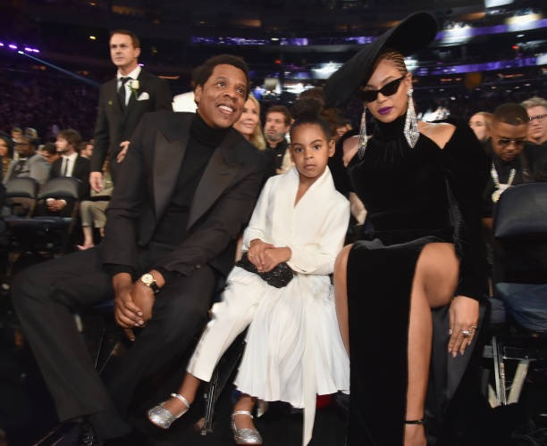 Blue Ivy Carter Is Living THAT Life! She Has Her Own Personal Stylist & Personal Shopper!