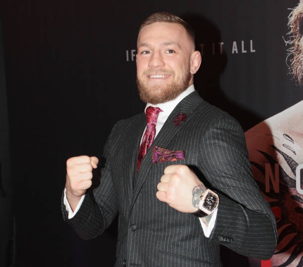 Conor McGregor Turns Himself In To Police After Injuring Other UFC Fighters With A Dolly
