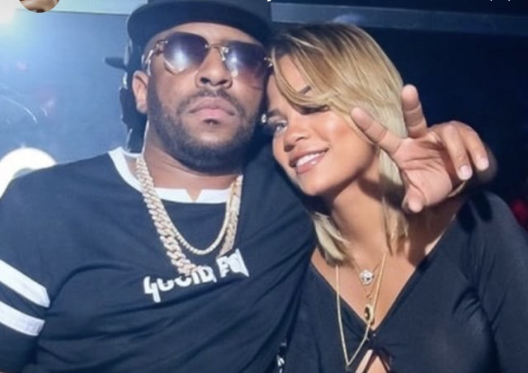 R. Kelly's Ex-Boo Halle Calhoun Confirms She's Now Dating Rapper Rocko