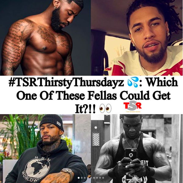 Which One Of These Fellas Could Get It?!
