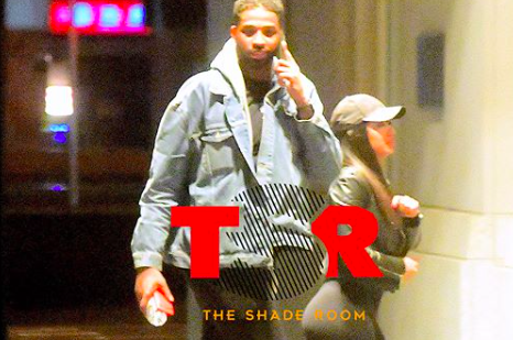 Tristan Thompson Spotted Entering A Hotel With Same Woman He Was Creeping With At The Club