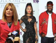 50 Cent Reportedly Facing Legal Action In Teairra Mari's Revenge Porn Case, Lisa Bloom Will Represent Her