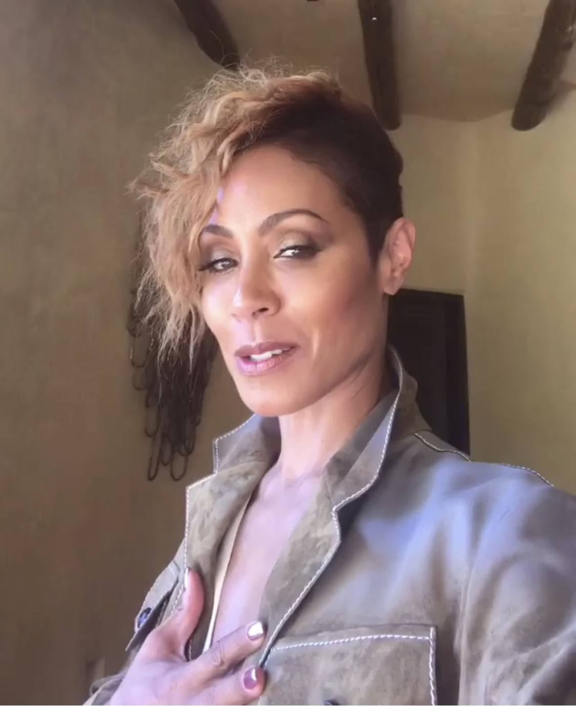 Jada Pinkett Smith Reveals She 'Considered' Suicide 'Often' In The Past