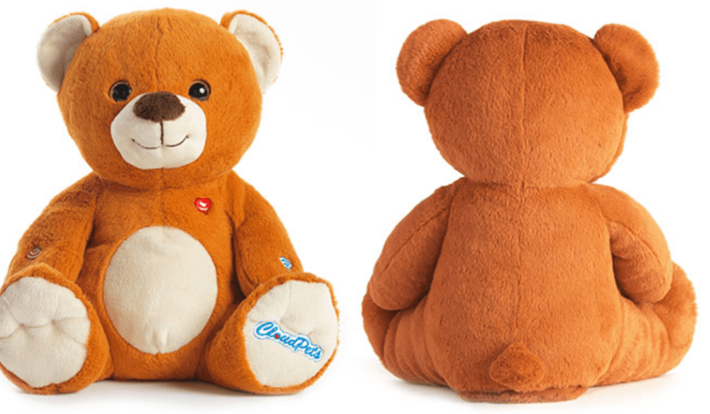 Retailers Are Canceling These Toy Bears For Leaking Recordings Of Children