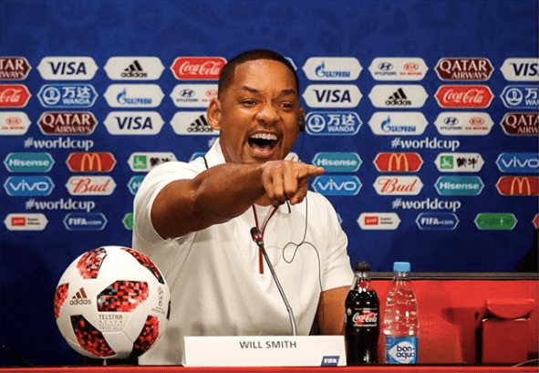 Will Smith Set To Perform At FIFA World Cup Closing Ceremony