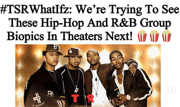 We're Trying To See These Hip-Hop And R&B Group Biopics In Theaters Next!
