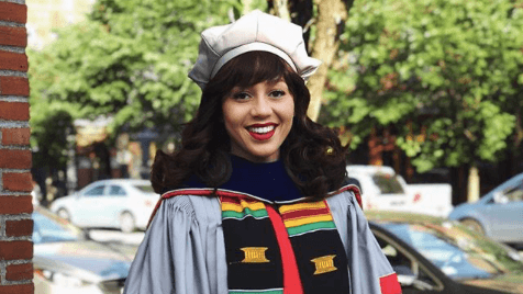 Meet The 1st Black Woman To Earn A Ph.D. In Nuclear Engineering From MIT!