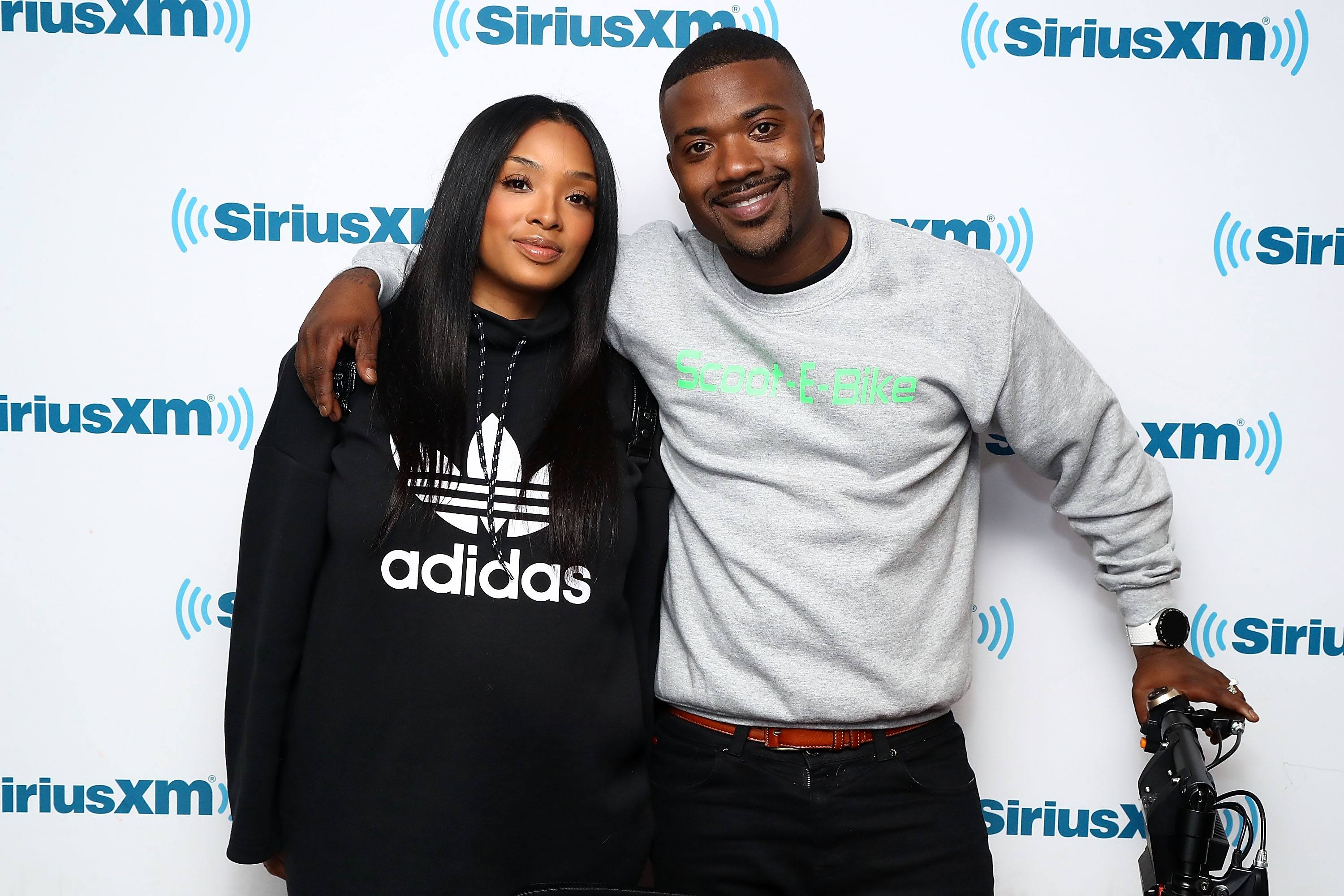 Ray J And Princess Love's Plane Makes Emergency Landing While Heading To New York