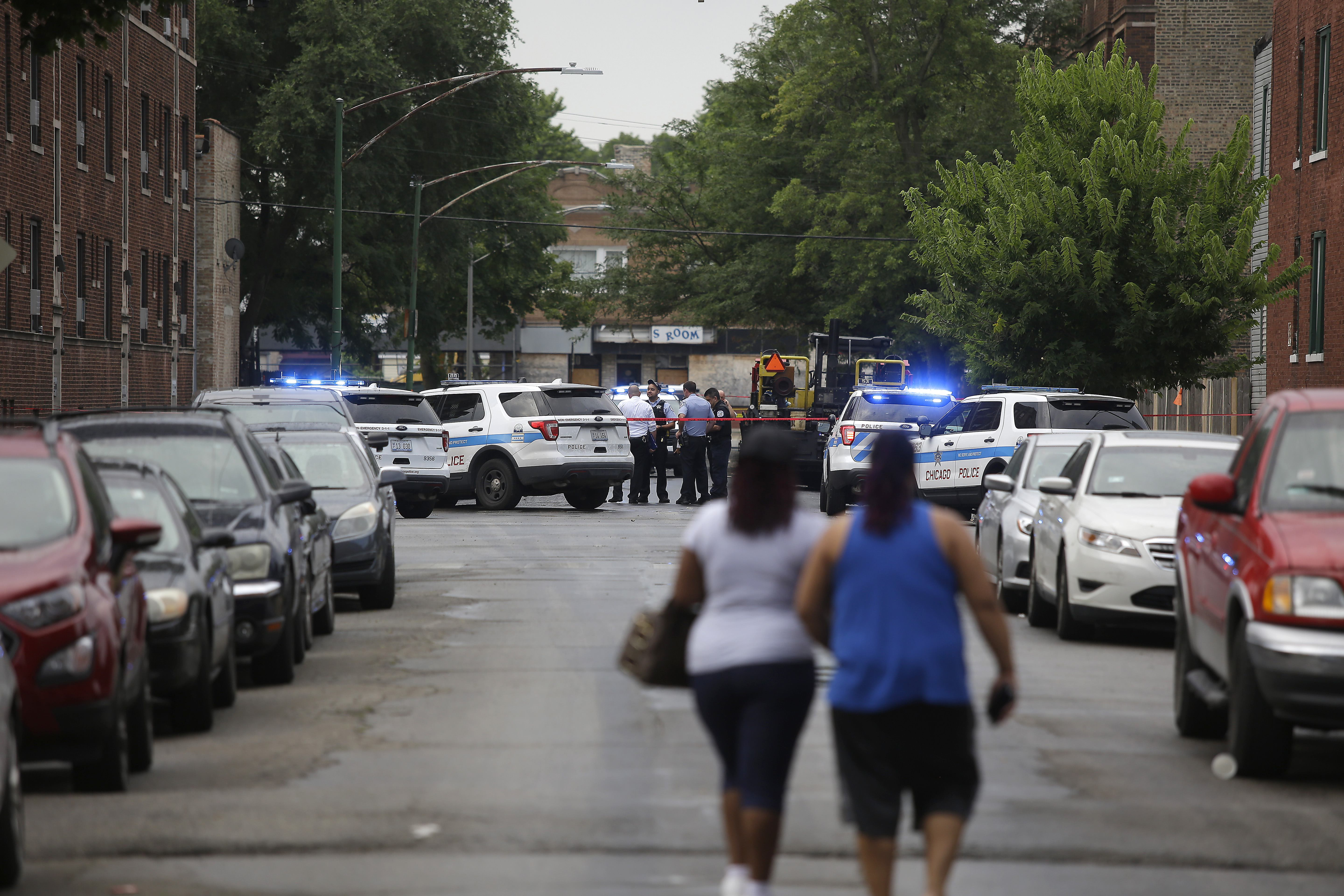 Prayers Up! At Least 75 People Shot In Chicago This Weekend Alone