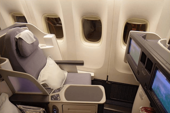 Woman Dragged Off Plane After Refusing To Leave First Class To Go To Her Assigned Seat In Coach