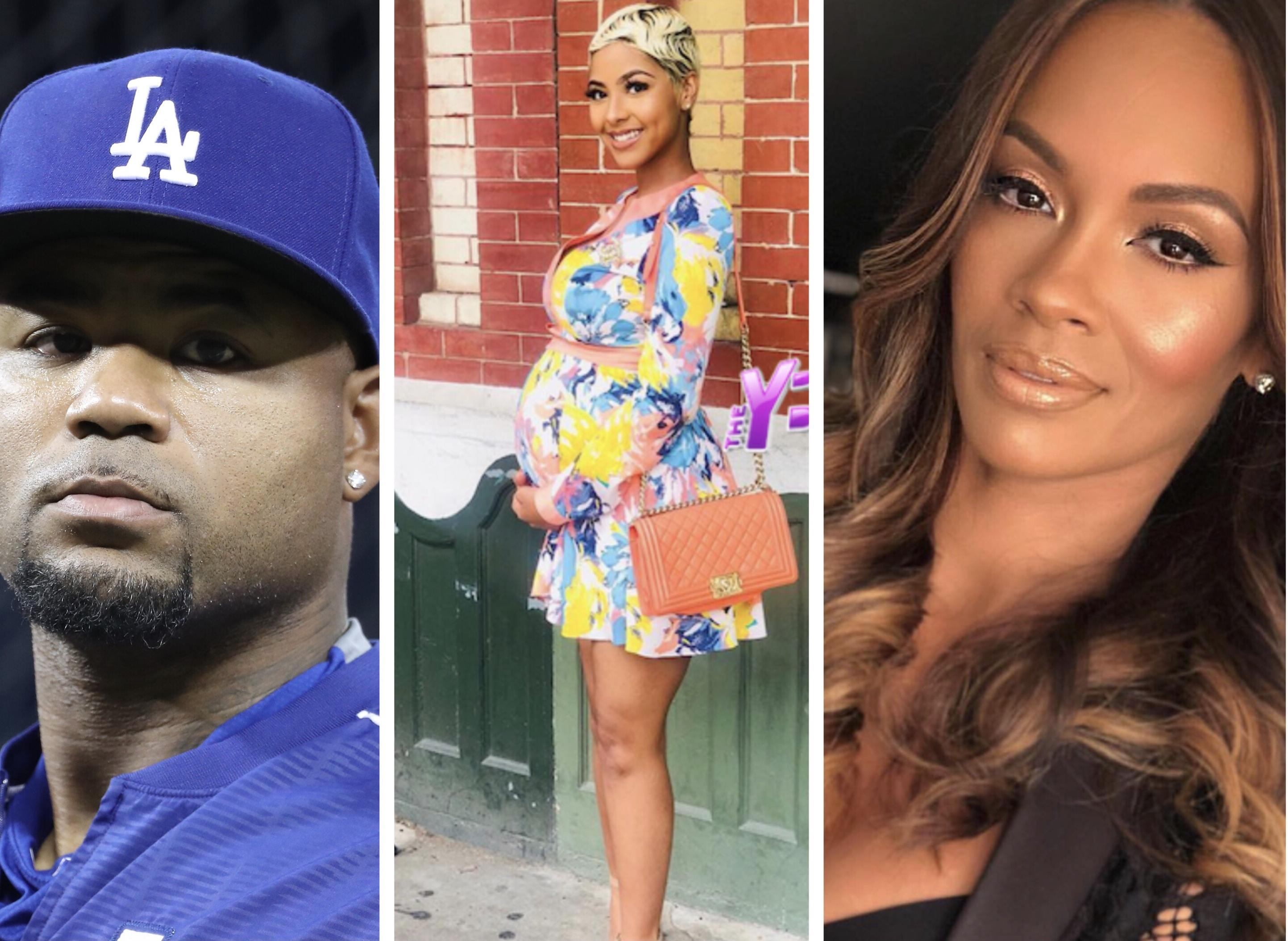 Evelyn Lozada's Ex Carl Crawford Expecting Baby With New Boo