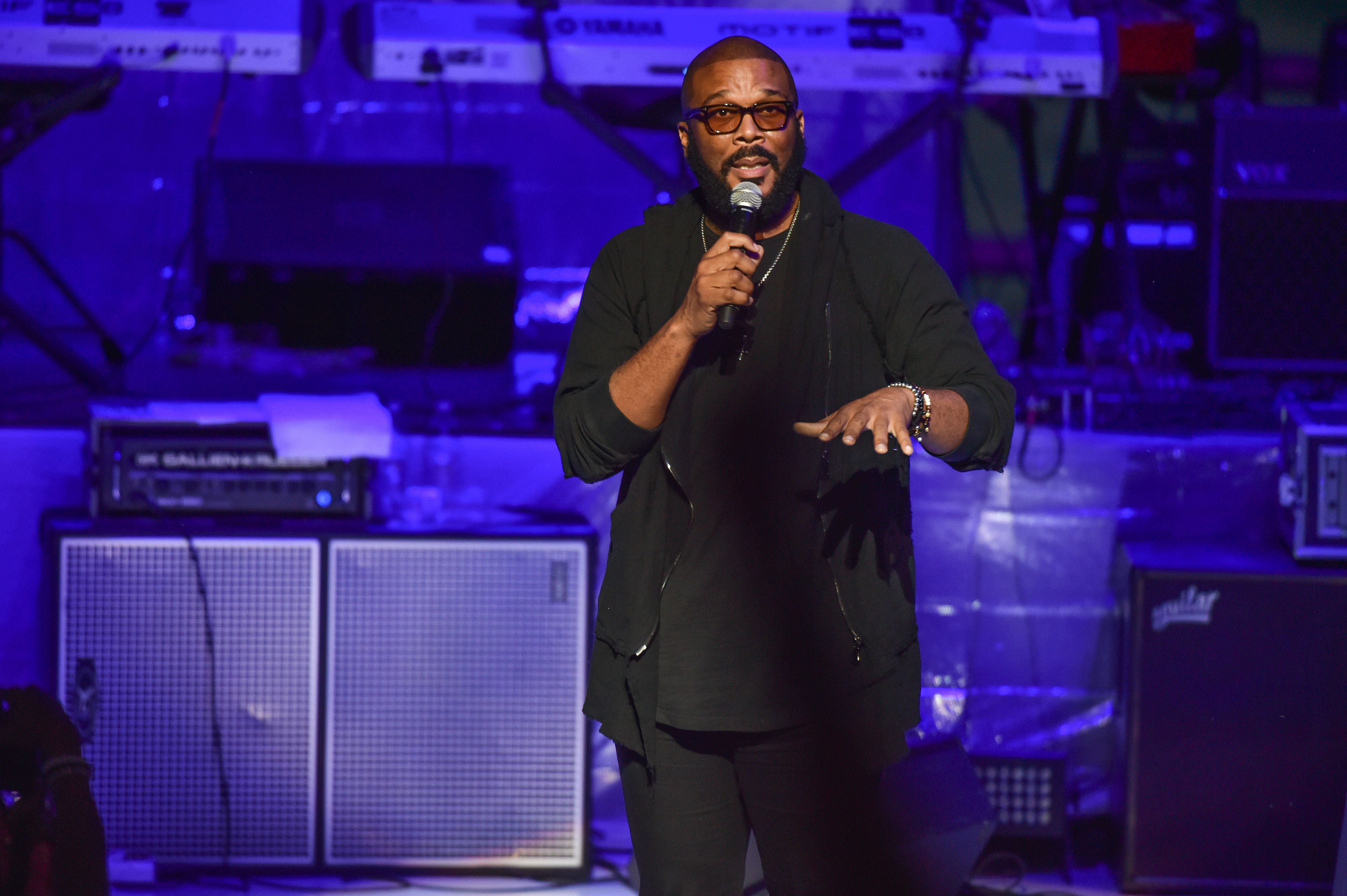 Tyler Perry Gifts A Home To The Mother Of One Of The Actors He Worked With Years Ago