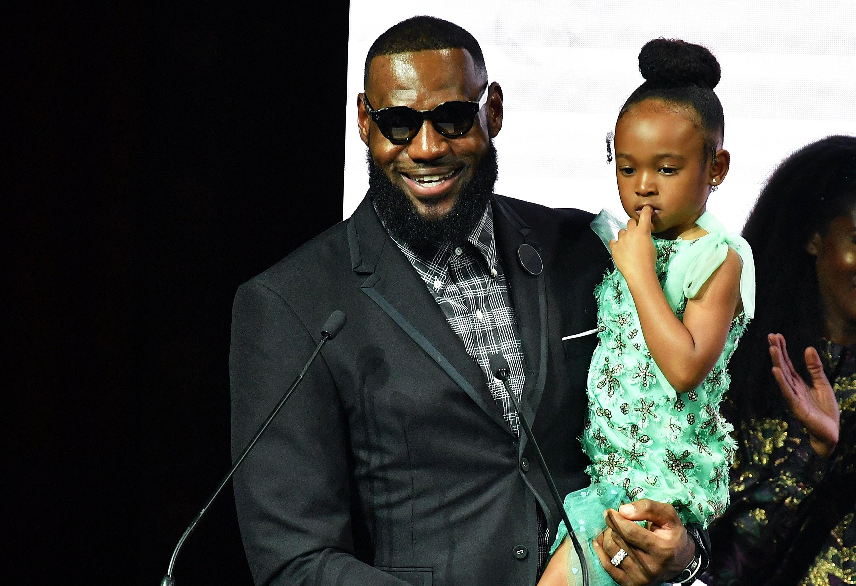 LeBron James Celebrates Black Women With New Nike Sneaker, Designed By 3 Black Women!