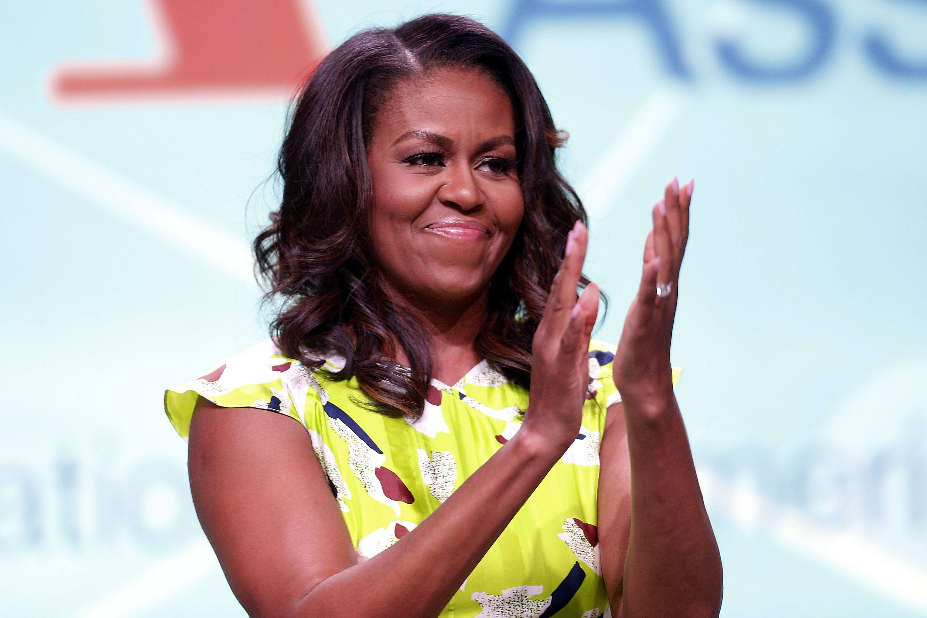 Michelle Obama: 'Women Of Color Know How To Get Things Done!'