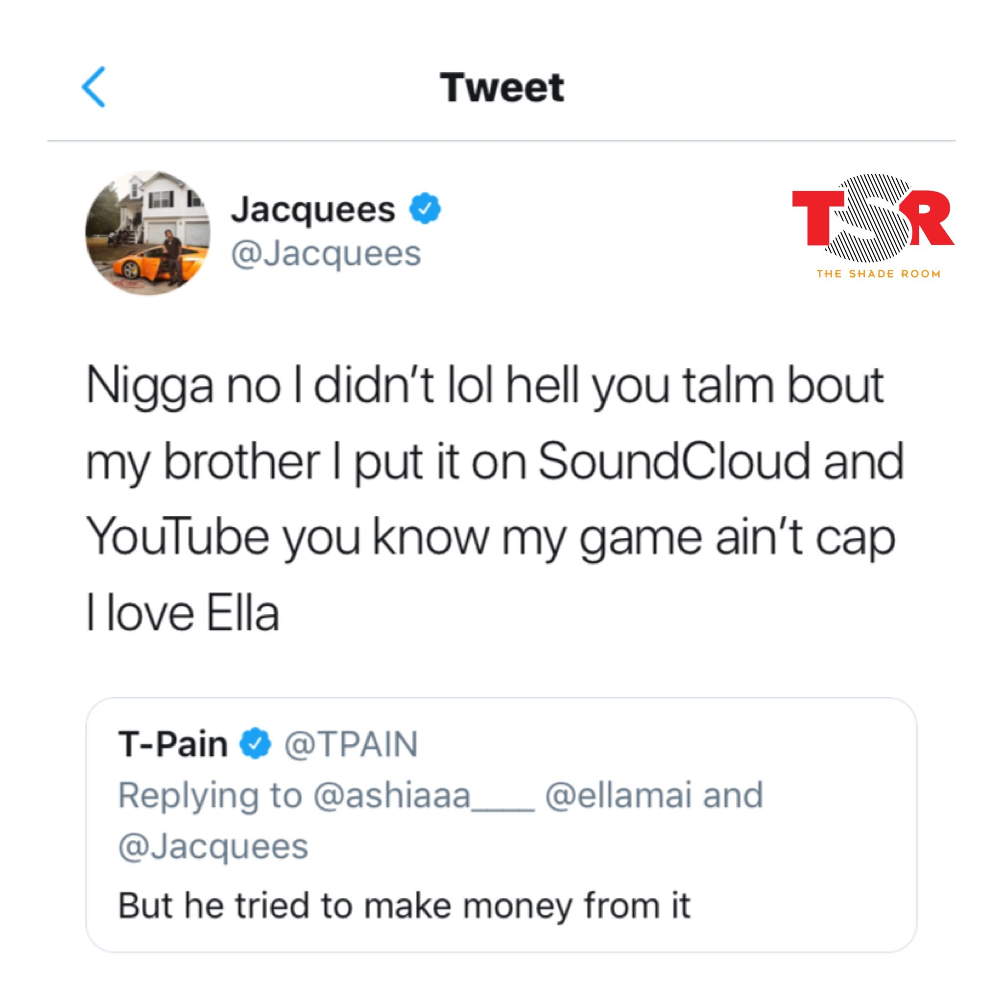 Jacquees Reacts To Having To Remove His 'Trip' Remix Off Of YouTube & SoundCloud