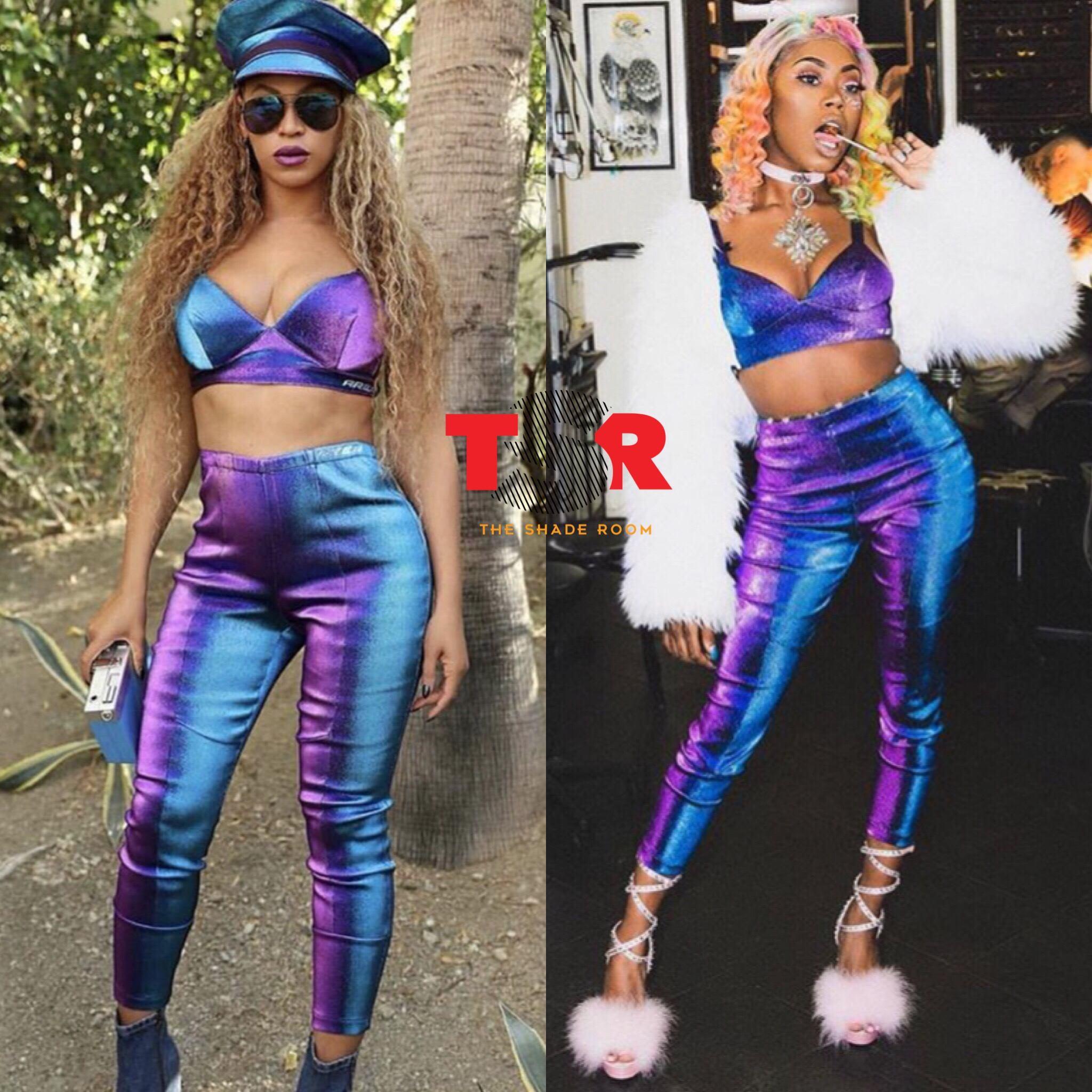 Beyoncé vs. Asian Doll