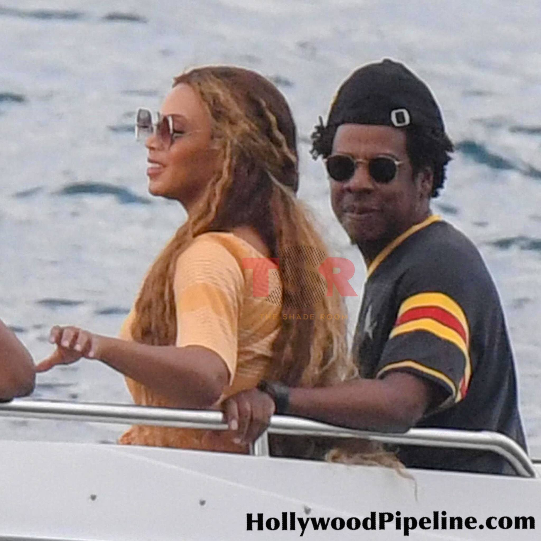 The Carters In Italy!