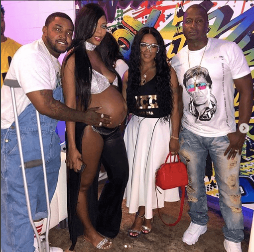 Scrappy And Bambi's Baby Shower