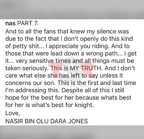 Nas Opens Up About His Co-Parenting Relationship With Ex-Wife Kelis...
