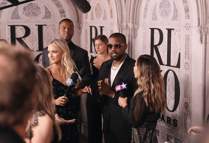 Kanye West Gets Reporter Kicked Out Of Fashion Event For Allegedly Asking Him A Disrespectful Question