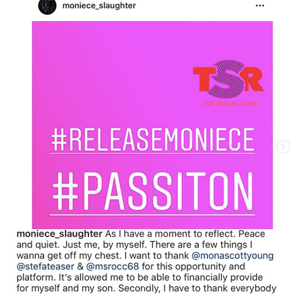 Moniece Slaughter Wants Out Of Her #LHHH Contract