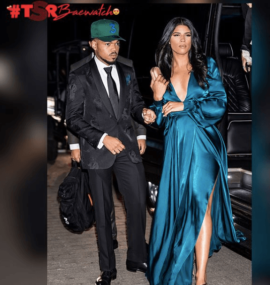 Chance The Rapper Steps Out With His Fiancee Kristen Corley