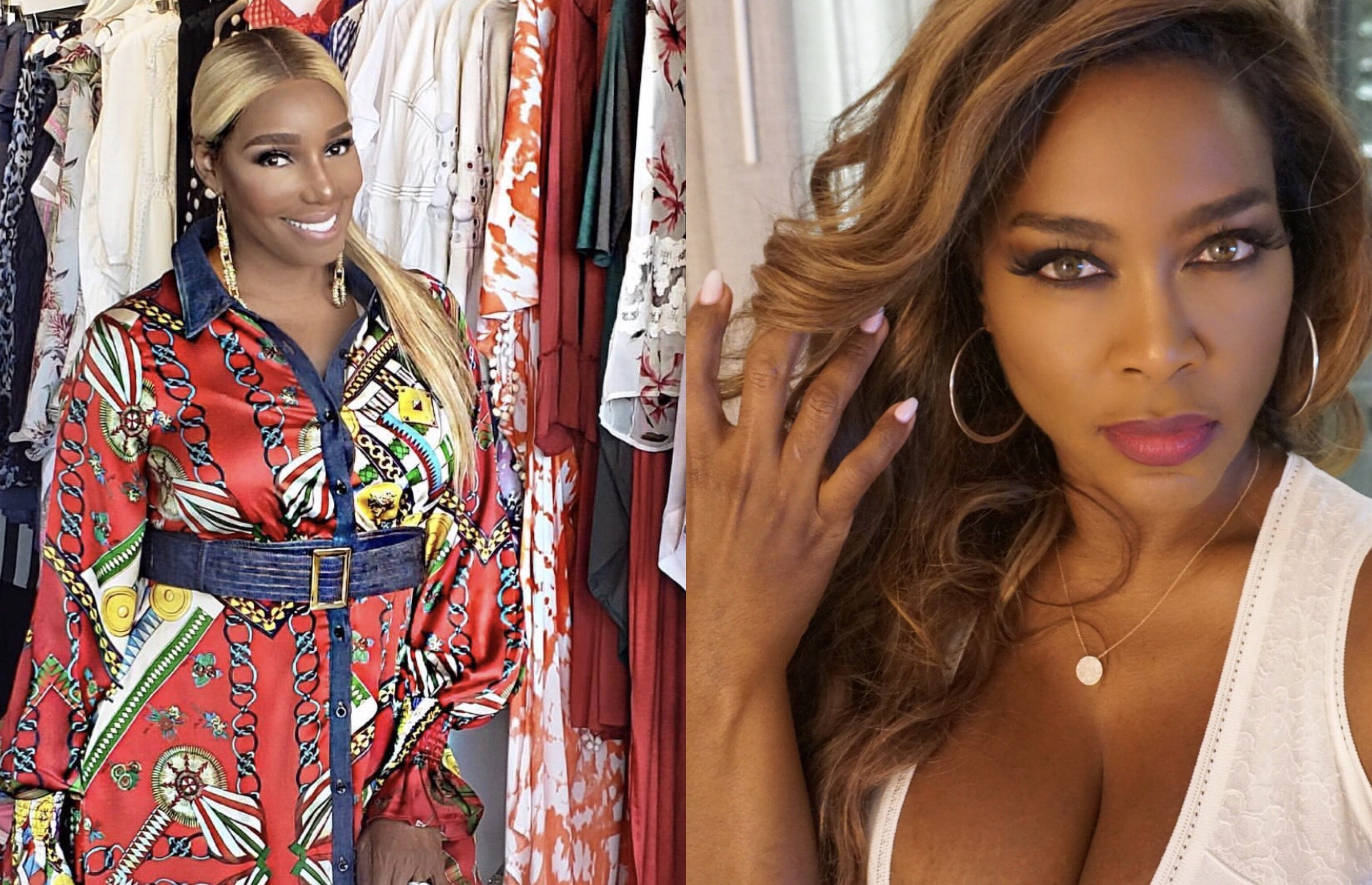 Nene Leakes Reveals That She Wasn't Invited To Kenya Moore's Baby Shower