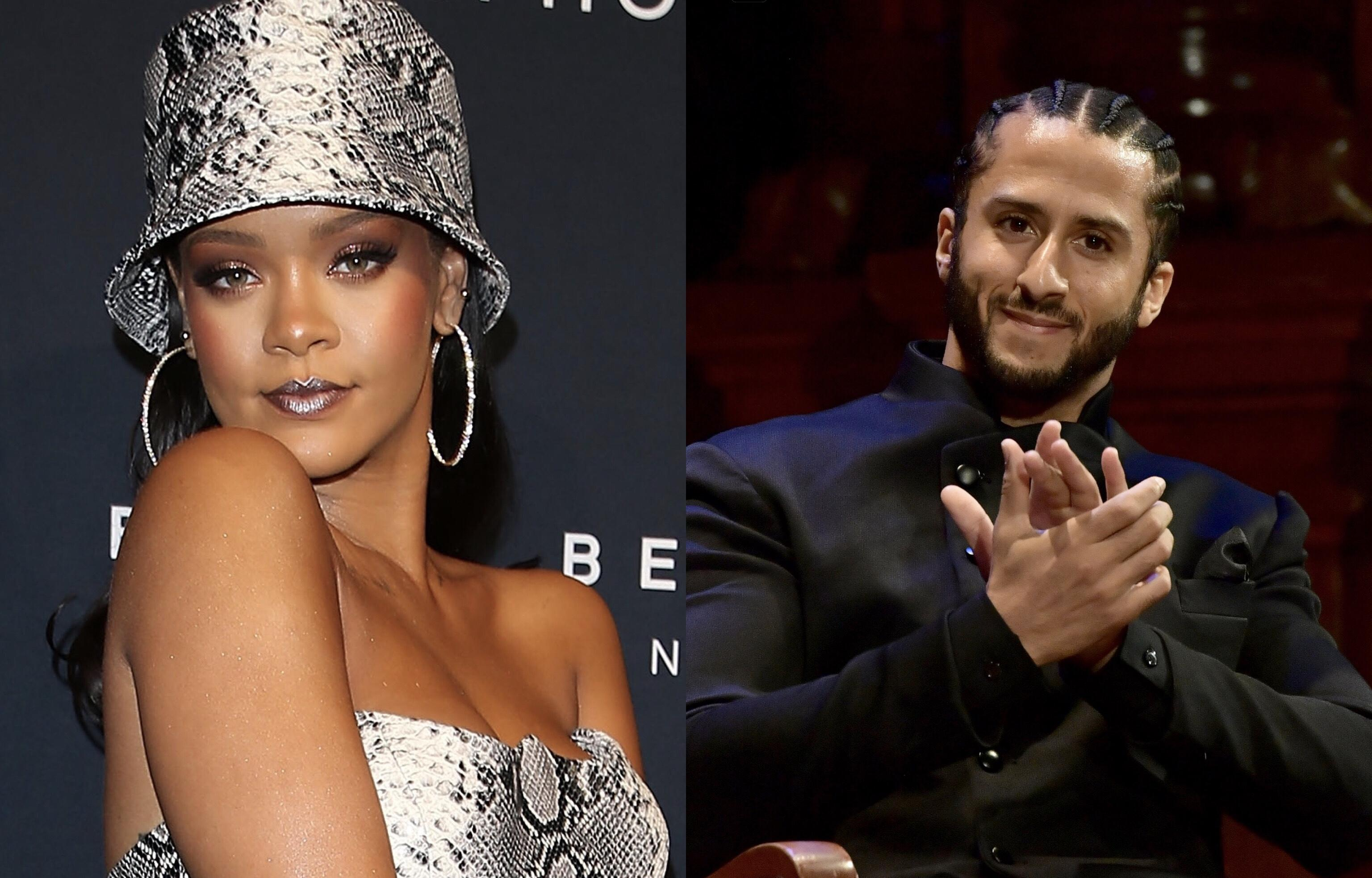 Rihanna Declined To Headline The Super Bowl To Stand With Colin Kaepernick