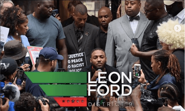 Police Shooting Survivor Leon Ford Running For City Council