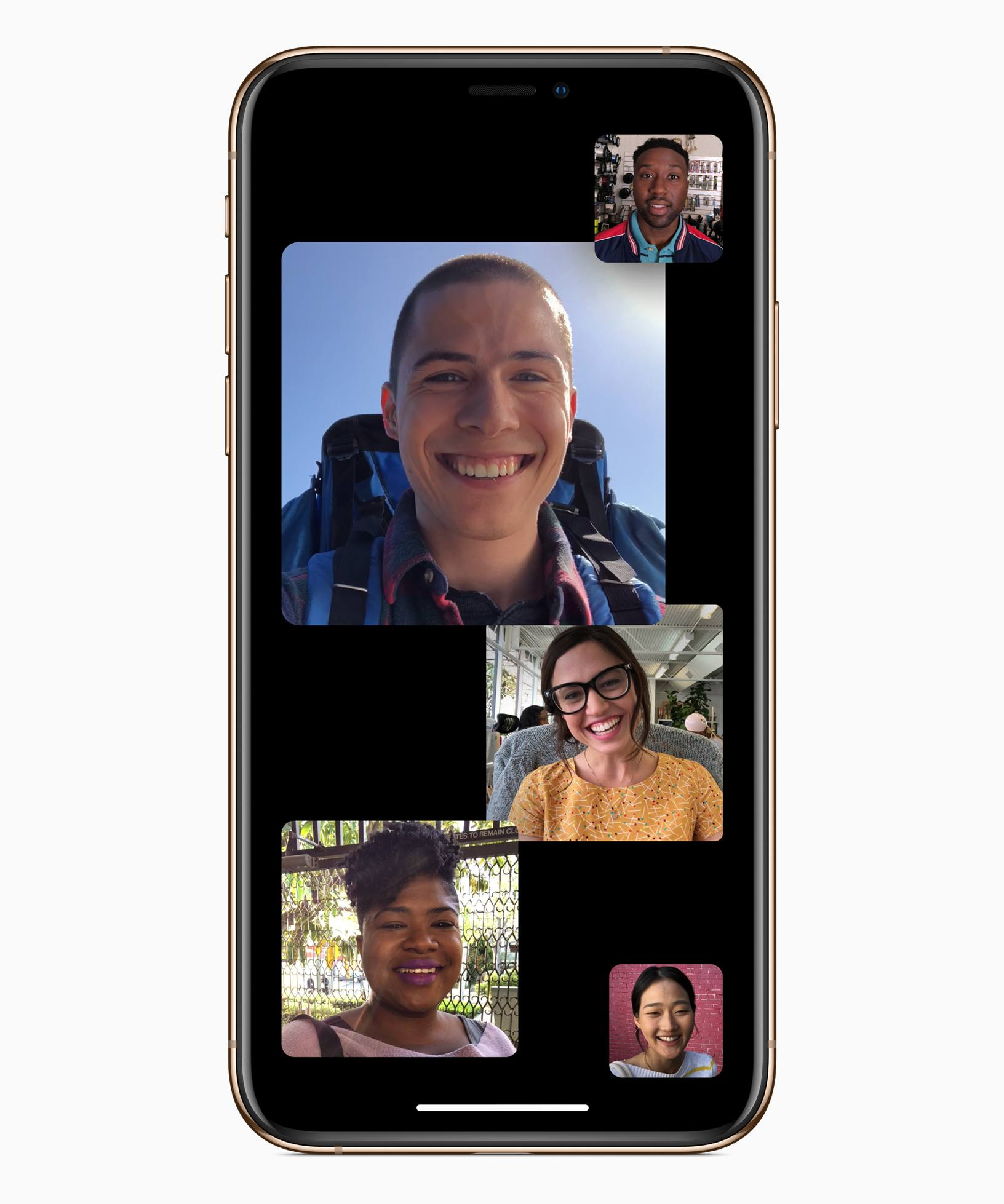 The Moment We've All Been Waiting For—Apple's New Update That Launches Today Will Reportedly Include Group FaceTime