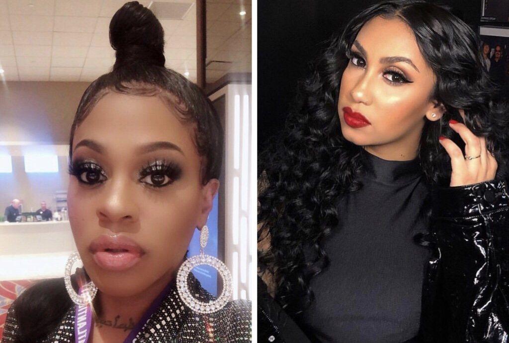 Lil' Mo Shades Queen Naija's Soul Train Awards Performance
