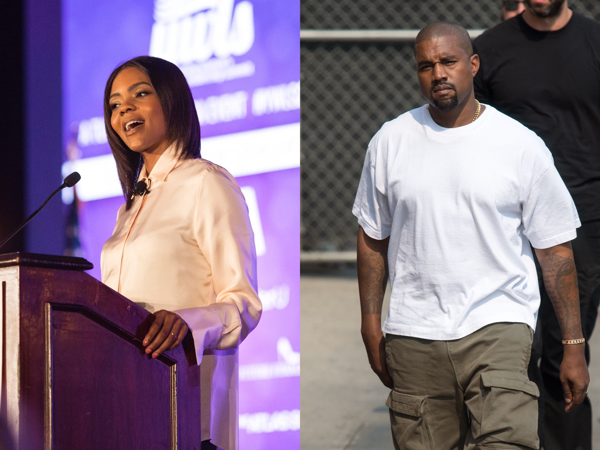 Candace Owens Issues An Apology To Kanye West Over 'Blexit' Controversy