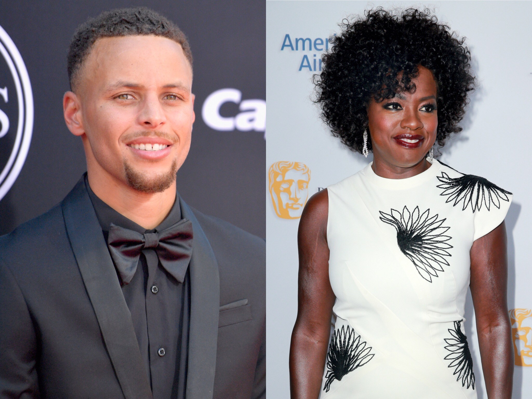 Steph Curry And Viola Davis To Executive Produce A Documentary About The Charleston Church Shooting