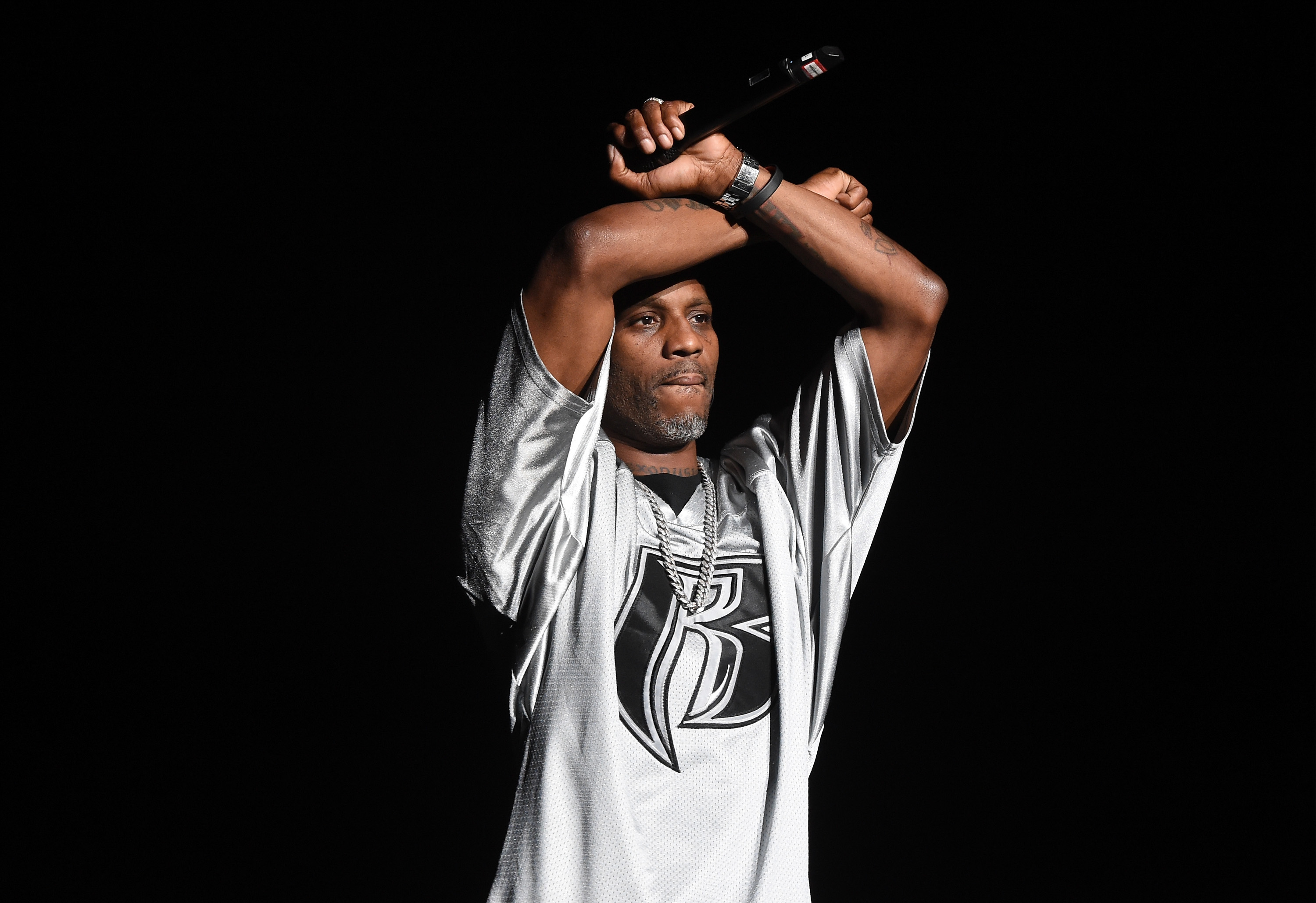DMX Will Be Released From Prison Next Month