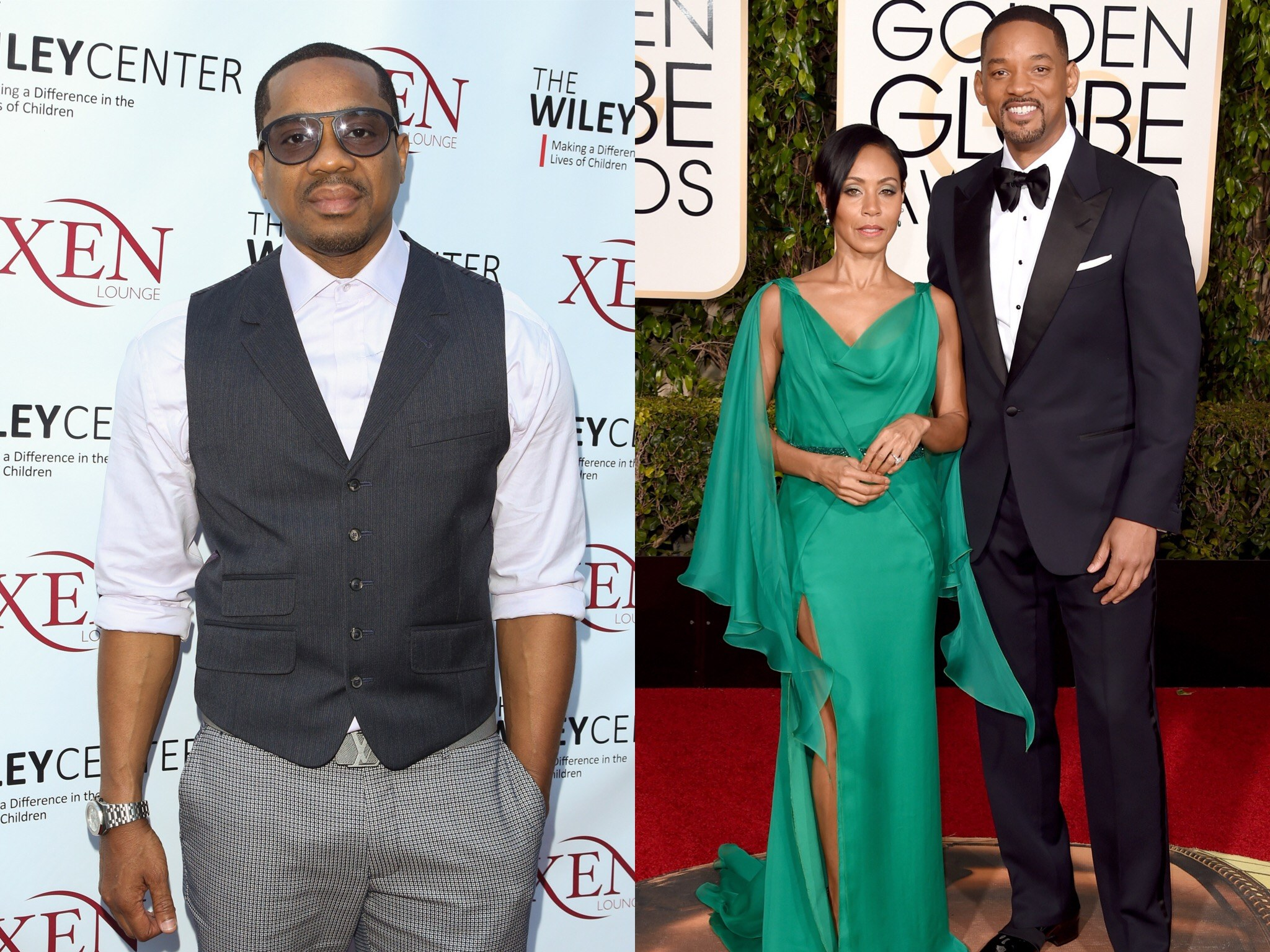 Duane Martin Reportedly Used A Loan From Will Smith And Jada Pinkett-Smith In An Alleged Bankruptcy Scam