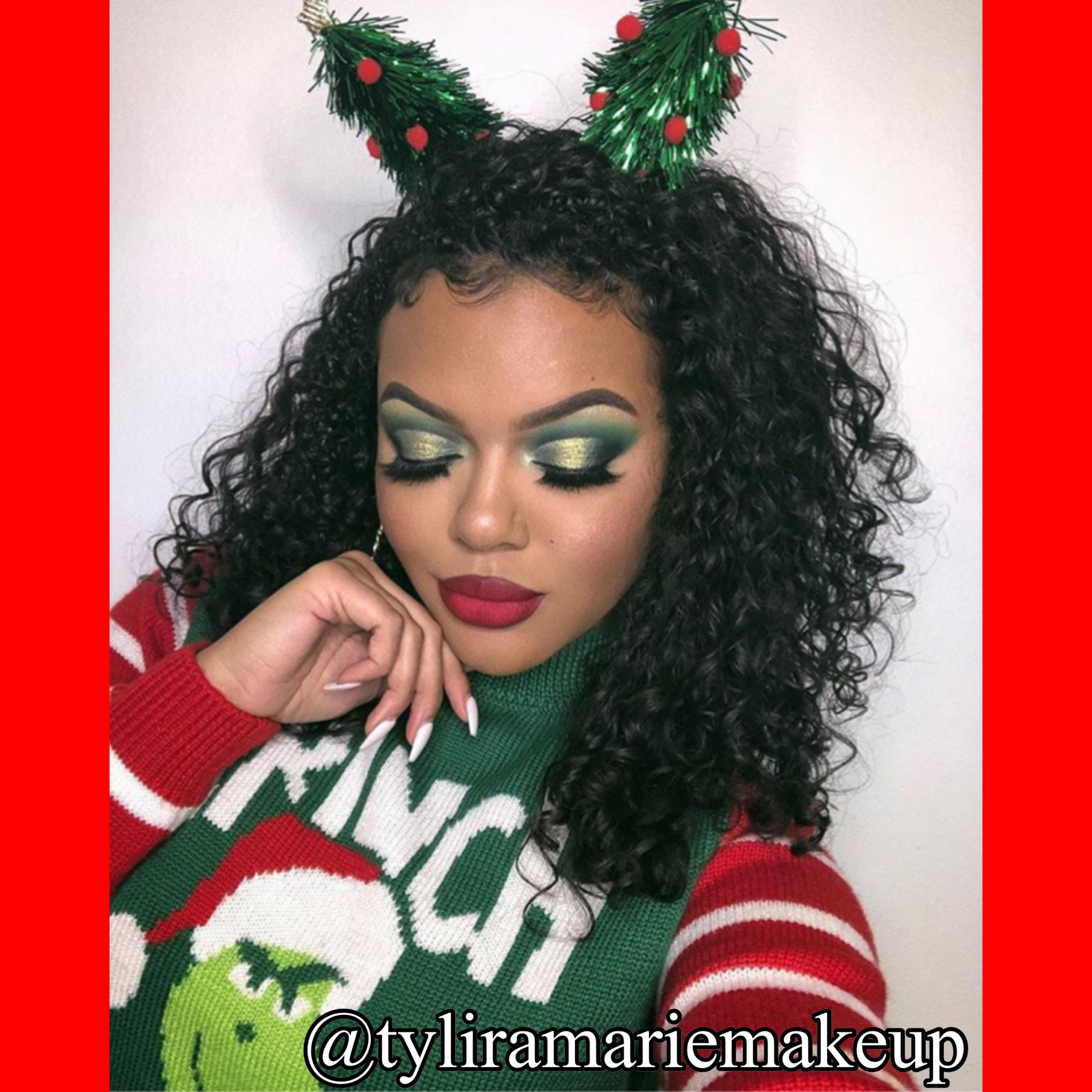These Holiday Looks Will Get You In The Christmas Spirit!