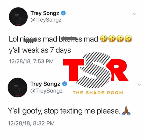 Brittney Jones Adds One More Thing To The Trey Songz Tea