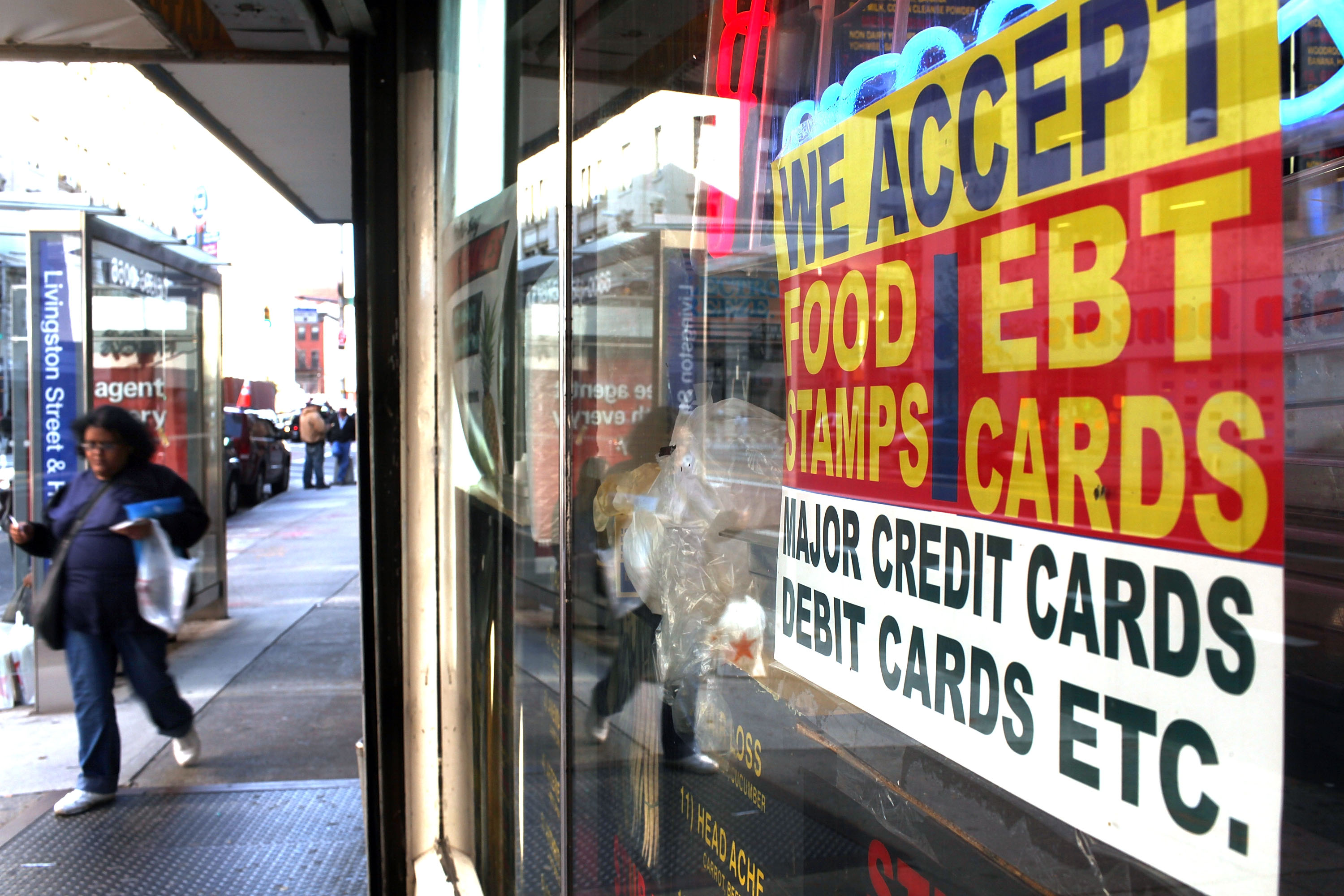 Millions Of Americans Could Lose Their Food Stamps/WIC If The Government Shutdown Drags On