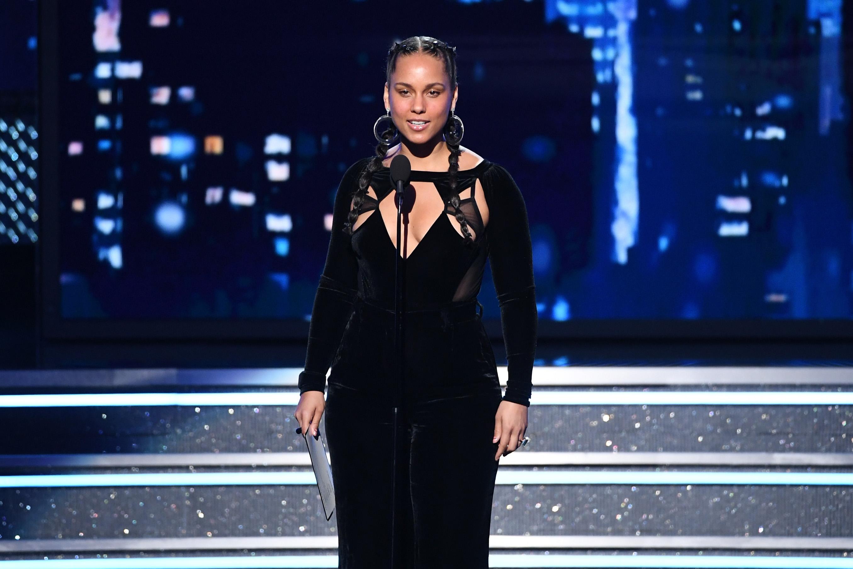 Image result for Alicia Keys back as Grammy host